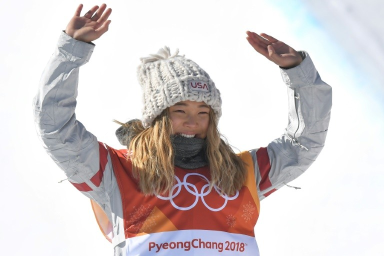 Chloe Kim s Hat is a Hit! Knit a Hat Like The One Worn By The ... 50b0347fe99