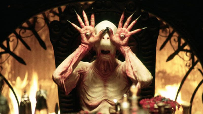 Pale Man from Pan's Labyrinth