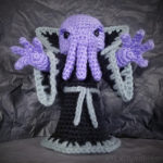 Crochet a Mind Flayer Amigurumi For a Dungeons & Dragons Fan