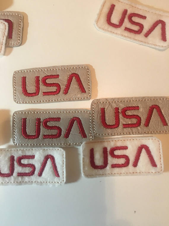 Team USA Patch