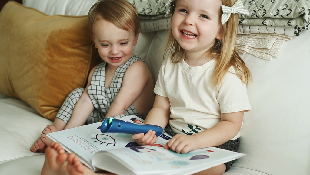 Kids & Parents Love Discover Wonders Talking Books
