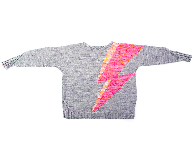 Your Supercharged Spring Sweater Is Here … Do Not Pass Go, Go Directly To Cast-On