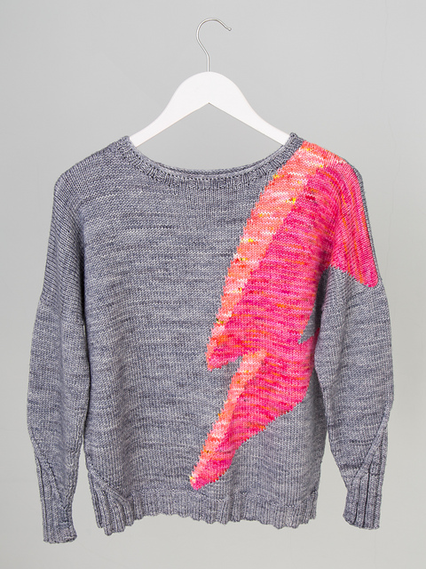 Your Supercharged Spring Sweater Is Here ... Do Not Pass Go, Go Directly To Cast-On
