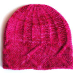 This Bright and Beautiful Hat Designed By Lee Meredith is the Perfect Knit For Spring!