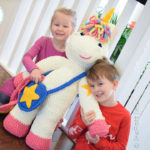 Crochet a Life-Size Unicorn Amigurumi – Sometimes Bigger is Better!