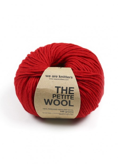 We Are Knitters Petite Wool