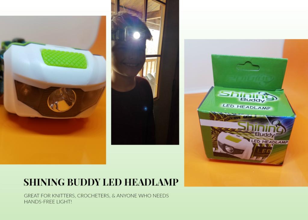Shining Buddy LED Headlamp
