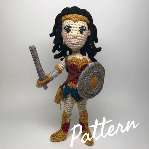 Pattern By Crafty Is Cool #crochet #amigurumi