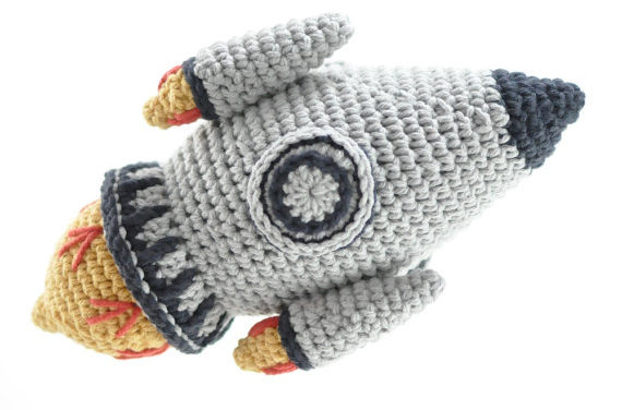 Designer Spotlight: Knit & Crochet Amigurumi Awesomeness By NeedleNoodles