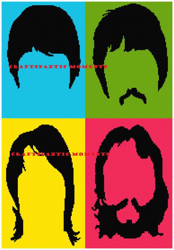Beatles Graph Pattern