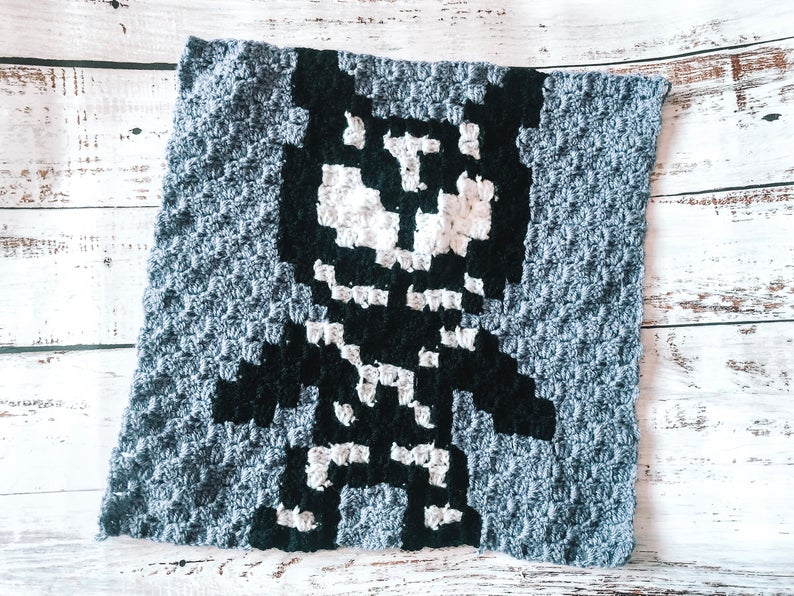 Black Panther patterns for crocheters #BlackPanther #crochet