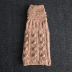 Knit a Dalek-Themed Baby Blanket … It Has a Hood and the Pattern is FREE!