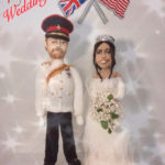 She Knit a Prince Harry and Meghan Markle … See the Duke and Duchess of Sussex in Yarn!