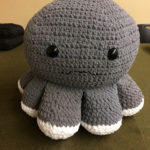 Crochet a Giant, Squishy, Octopus …