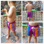 Crochet a Pair of Super-Cute & Colorful Toddler Shorts, Free Pattern by Jess Hayes