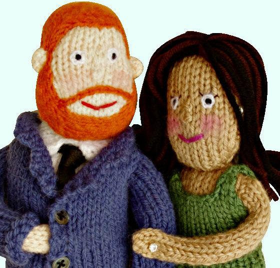 Knit Your Own Royal Wedding - Patterns