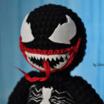 Victoria's Venom Amigurumi is Crochet Perfection!