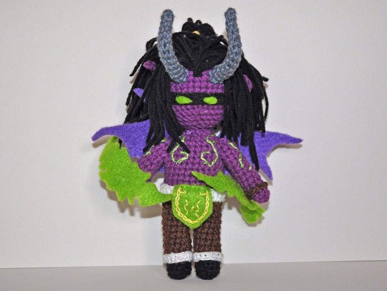 ✪Como hacer a Venom Tejido a Crochet Paso a PAso✪ Super Heroes a ... | 597x794
