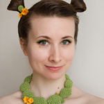 Cute Called, She Wants Her Crochet Prickly Pear Necklace Back!