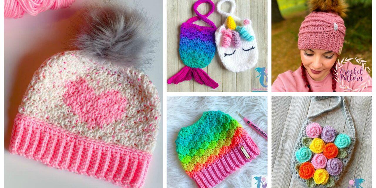 Designer Spotlight: The Best Colorful Crochet By Crazy4CrochetMama