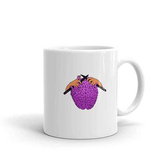 KnitHacker Mug