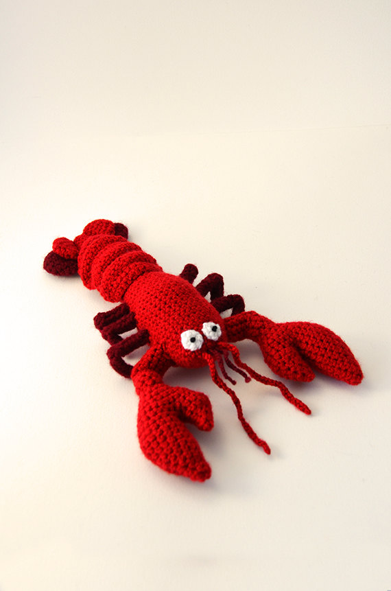 7 Loopy Lobster Patterns for National Lobster Day