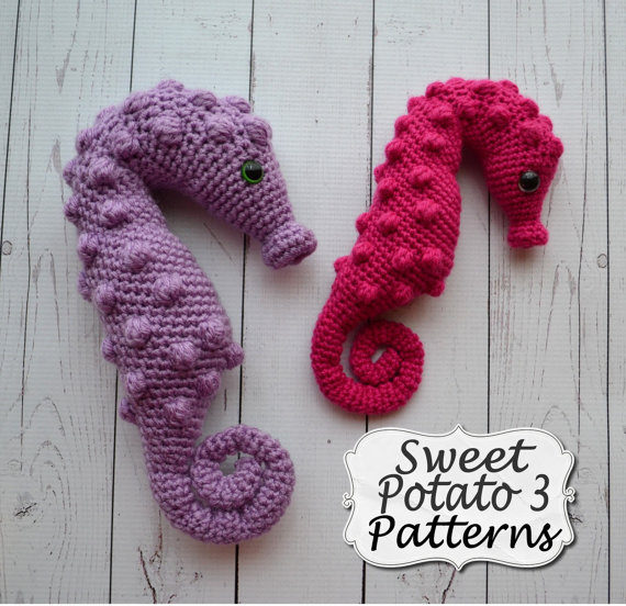 Get the Pattern by SweetPotato3Patterns