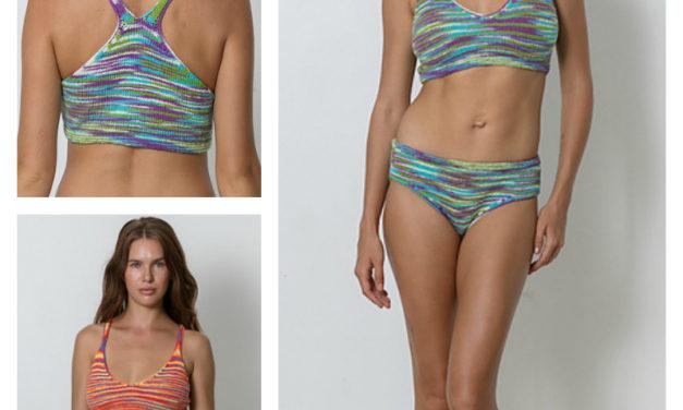 Knit a Cute Bikini Top & Bottom – Get the Pattern!