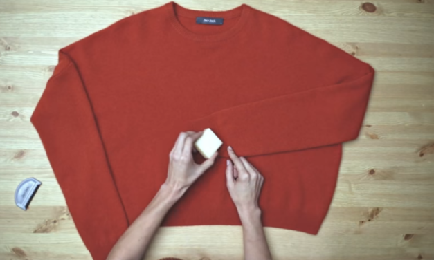 How to Wash Wool … 'Tis The Season For Cleaning With This Cheeky Tutorial!