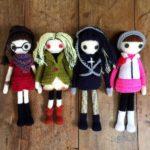 My Favorite Orphan Black Amigurumi – Clone Club Sestras!