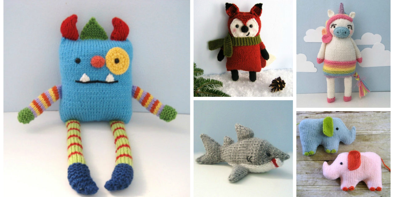 Designer Spotlight: Cheerful Knit Patterns By Designer Amy Gaines