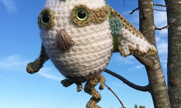 Crochet Convor Amigurumi, Cute Birds From The Star Wars Universe