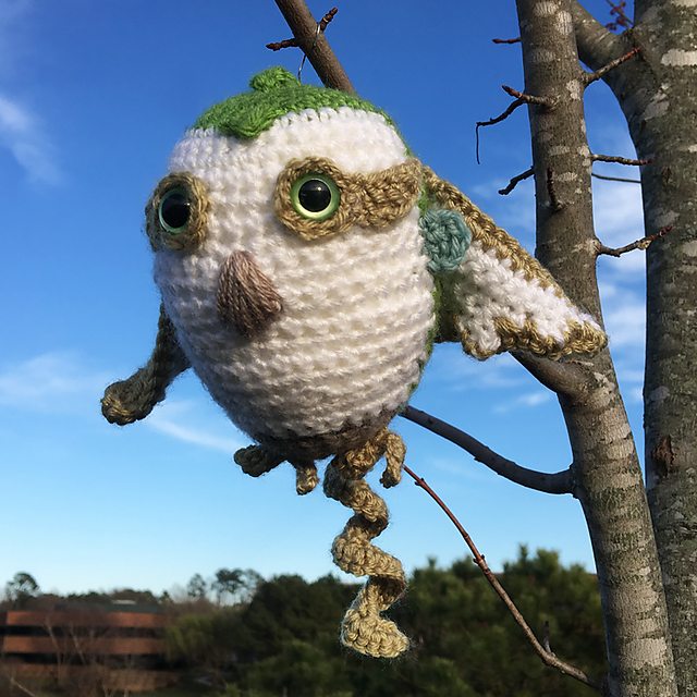 Crochet a Convor Amigurumi, Cute Birds From The Star Wars Universe