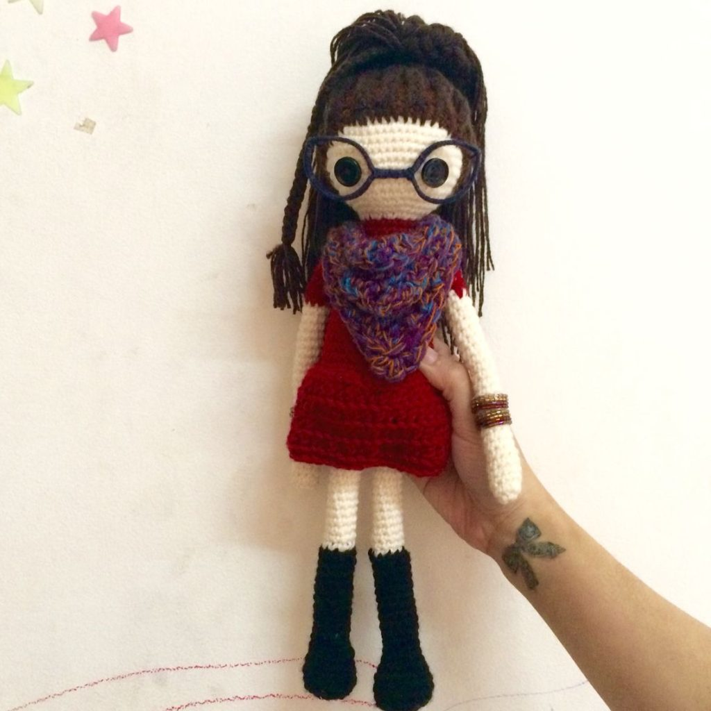 Learn how to button joint your crochet amigurumi so that your ... | 1024x1024