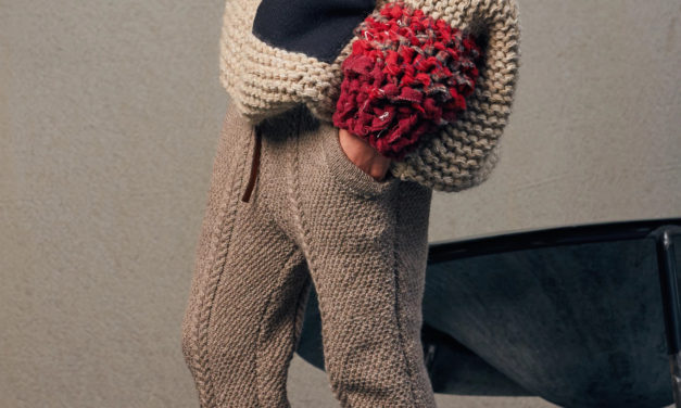 Would You Pay $2800 For These Knit Pants? They're Made of Cashmere …