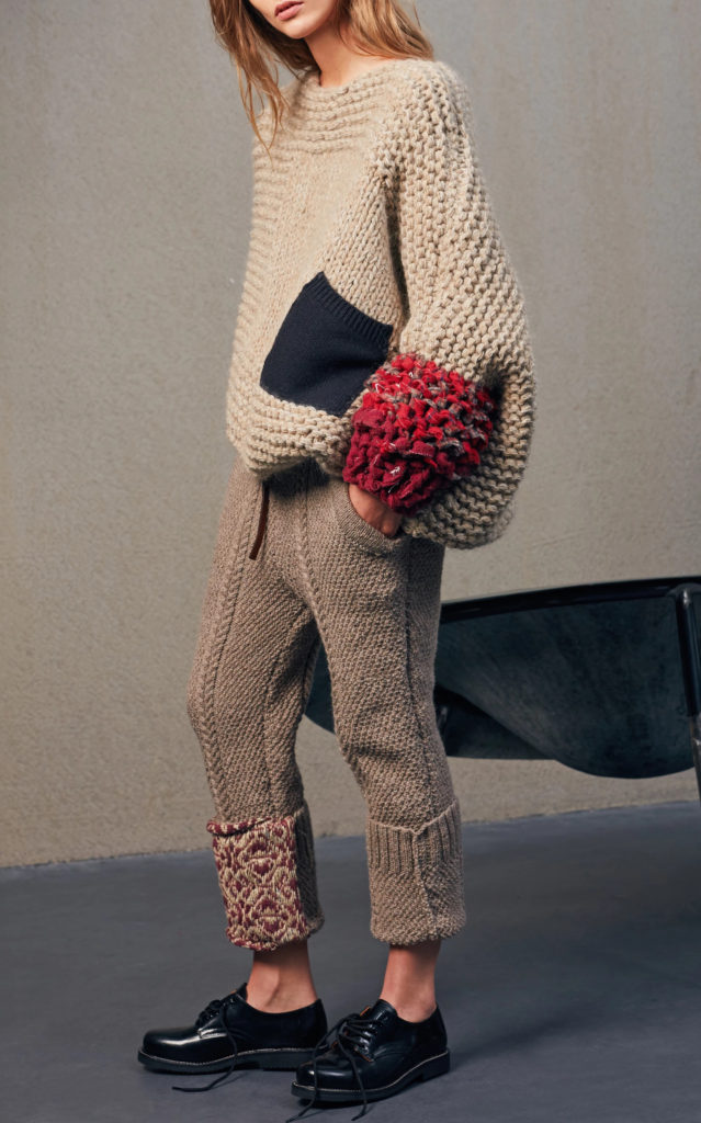 Would You Pay $2800 For These Knit Pants?