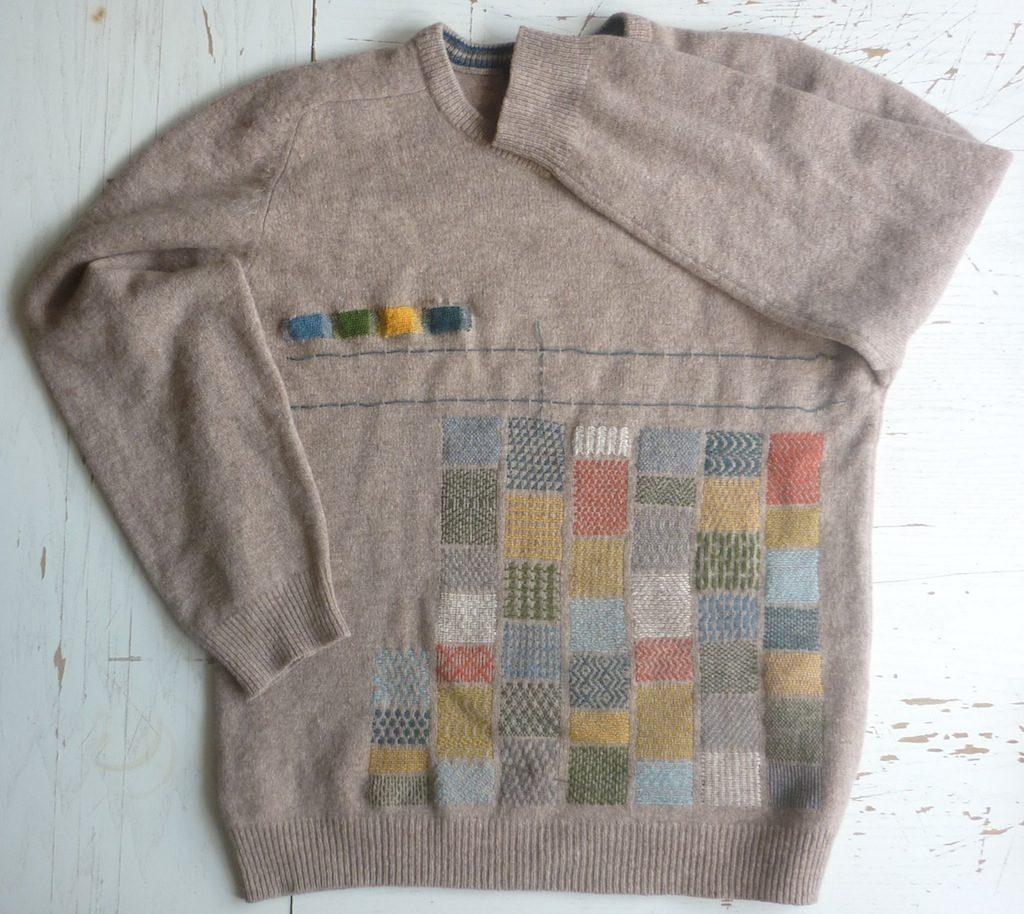 DIY a Boring, Basic Sweater From Zero To Fiber Superhero!
