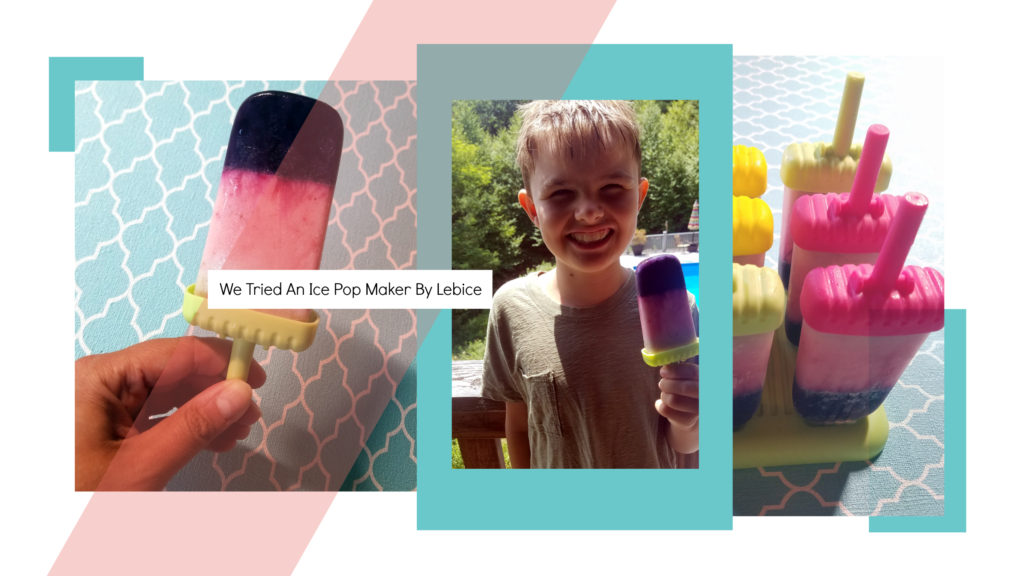 It's Yum Times With a Popsicle Molds Set From Lebice