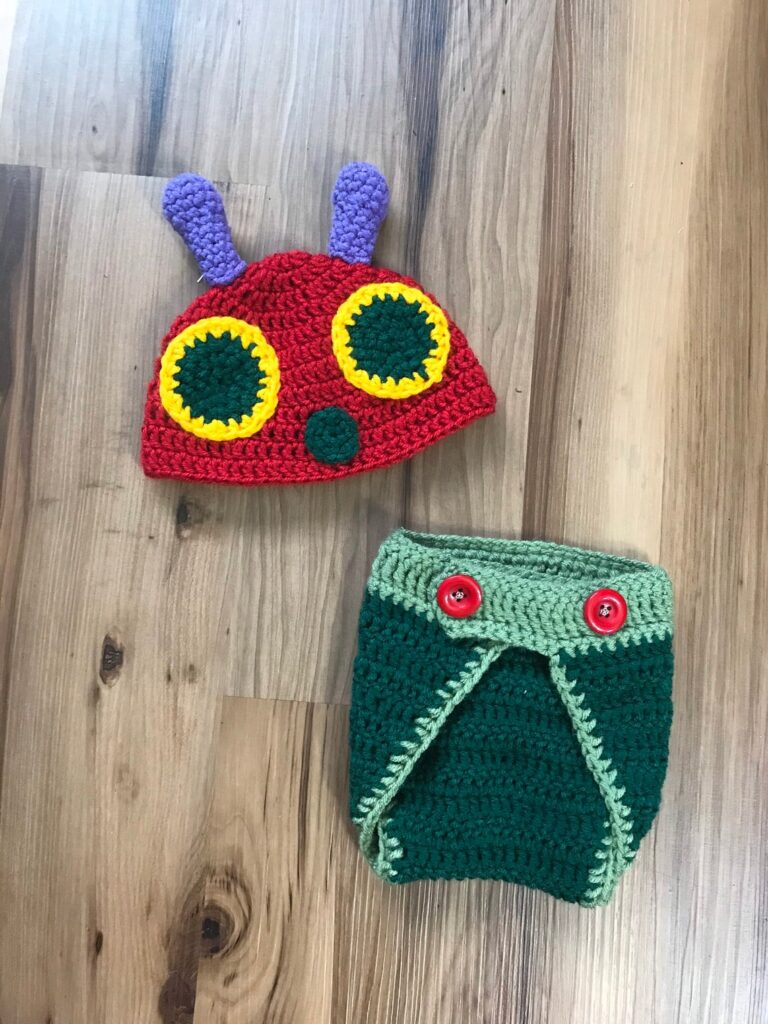 The Best Knit & Crochet Projects Inspired By Children's Author & Illustrator, Eric Carle