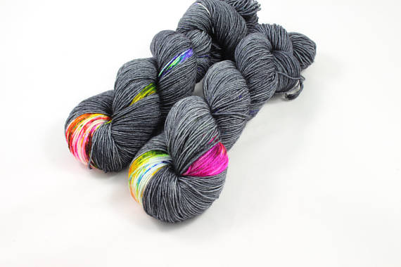 Designer Spotlight: Gorgeous Hand-Dyed Yarns By Christina of Colour Redefined