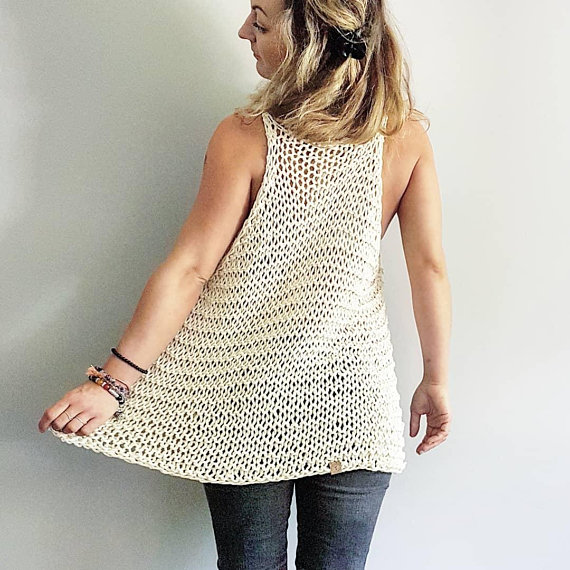Get the knit pattern from rustiknits