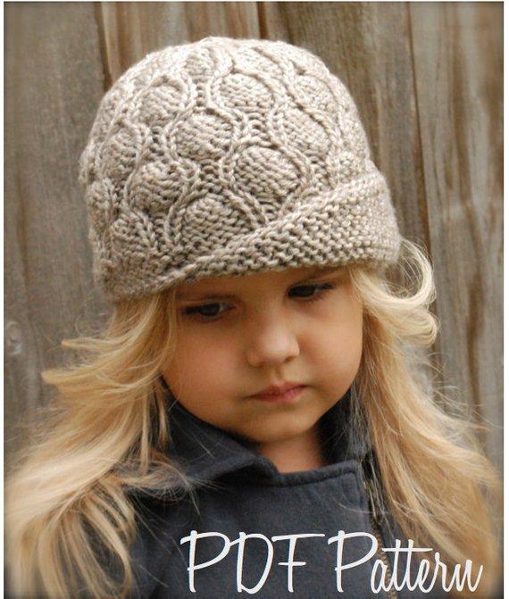 Get the knit pattern from The Velvet Acorn