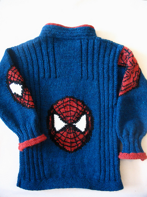 10 of the Best Knit & Crochet Projects and Patterns Inspired by Spiderman