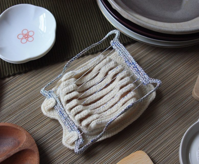 Unusual Crochet: Check Out 203gow's Impractical Egg Slicer