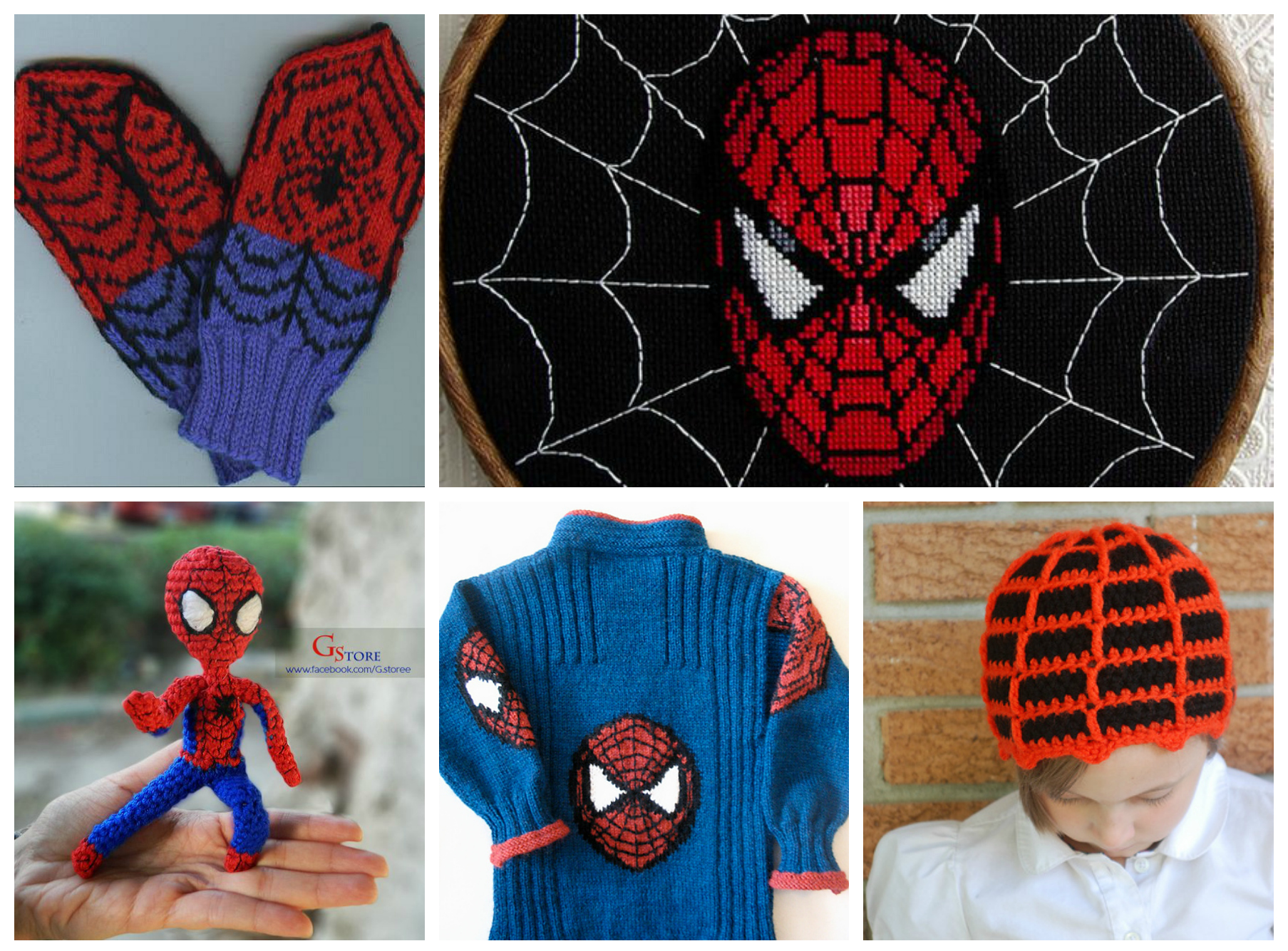 10 Of The Best Knit Crochet Projects Patterns Tutorials