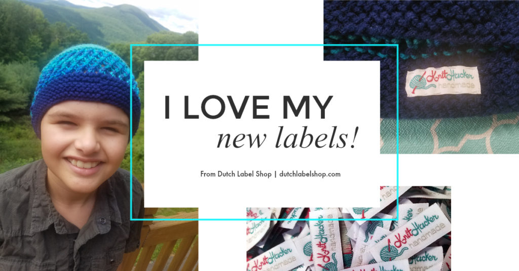 My Experience With Dutch Label Shop ... I Designed My Own Custom Woven Labels and You Can Too!