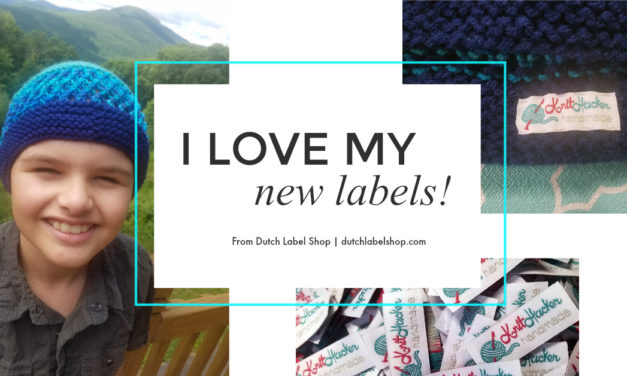 My Experience With Dutch Label Shop … I Designed My Own Custom Woven Labels and You Can Too!