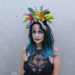 Crochet This Vibrant Medusa Headpiece Designed By Crochetverse – It's a Must-Make!