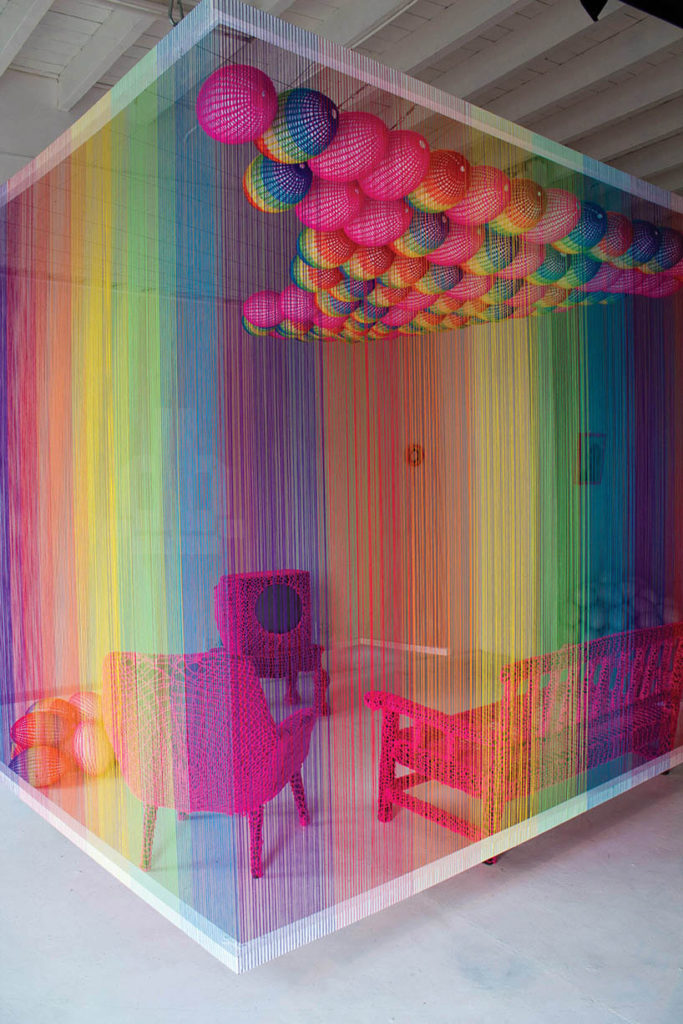 Pierre le Riche's Rainbow Room