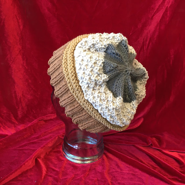 Not Sure What To Make With Cake Yarn? Knit a 'Layer Cake Hat' With This Free Pattern From Sonne Knits